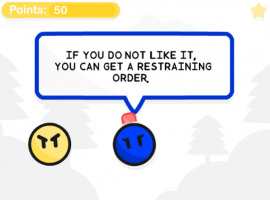 A Clicker Game