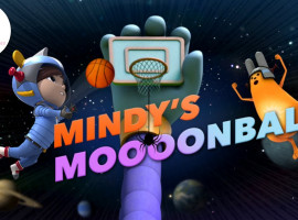 Mindy's Moonball Games